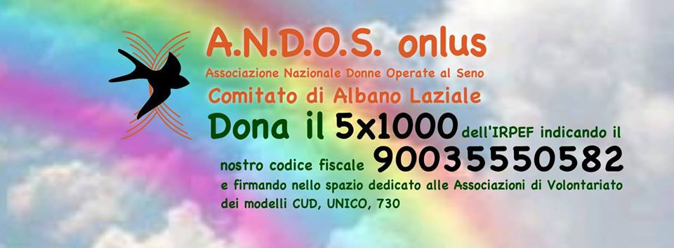 5x1000 Andos Albano